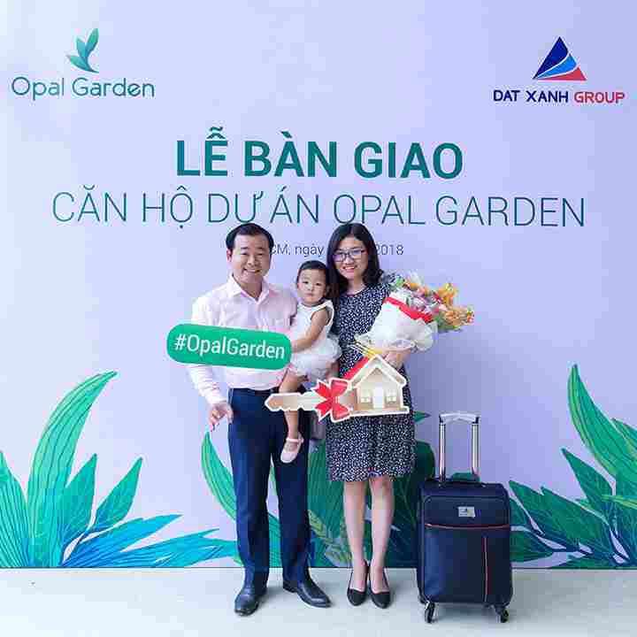 phong kinh doanh dat xanh opal garden le ban giao