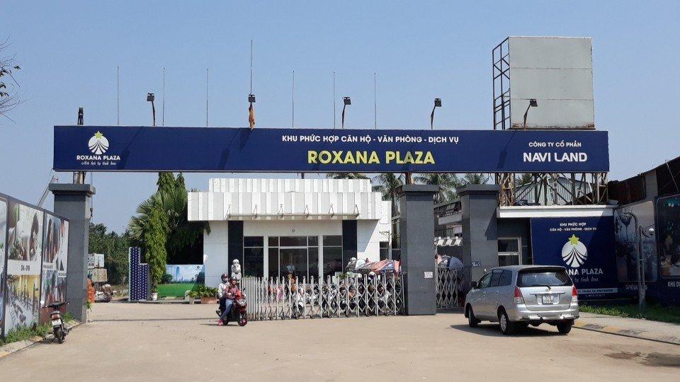 phong kinh doanh dat xanh roxana plaza chu dau tu Naviland