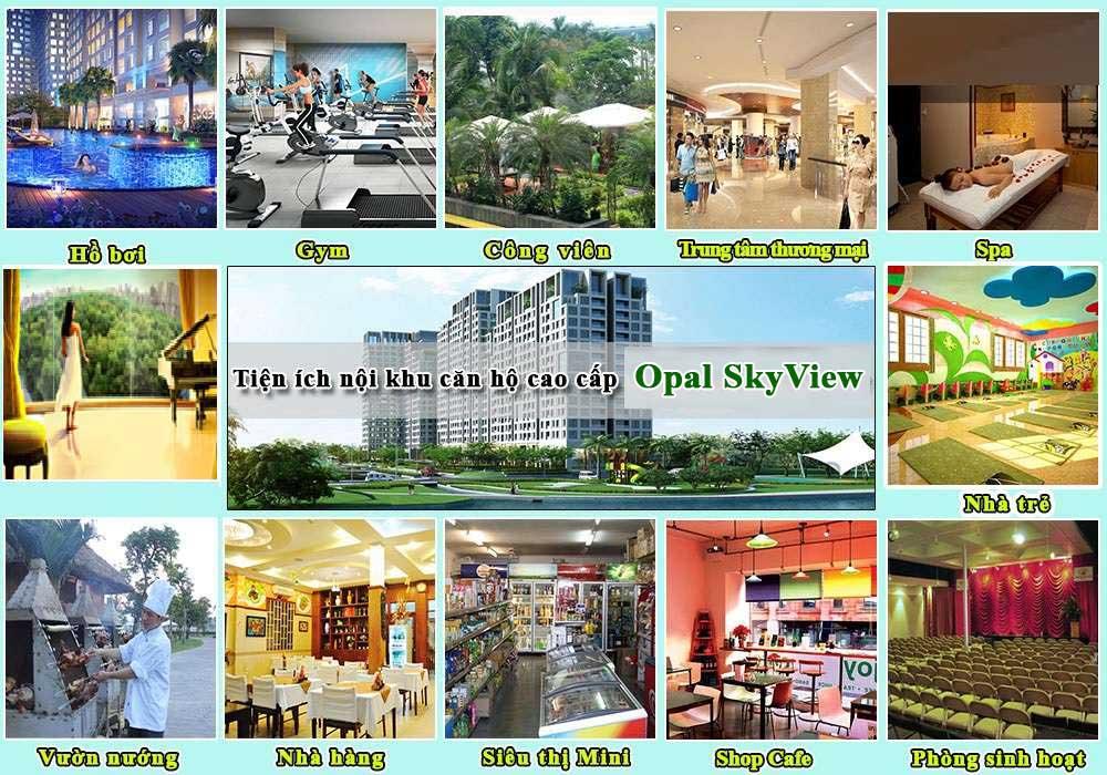 phong kinh doanh dat xanh opal skyview tien ich ngoai khu