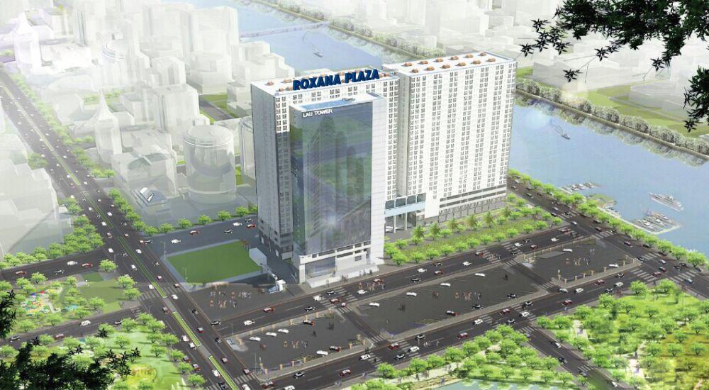 phong kinh doanh dat xanh roxana plaza tong quan